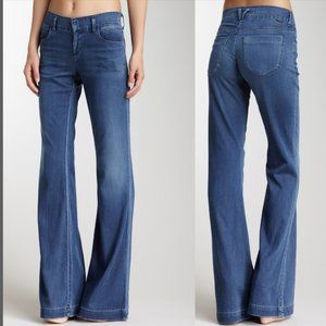 Goldsign Juliette Flare Lightweight Jeans 25 35L